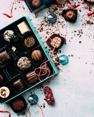 chocolade cadeau voor je vriendin