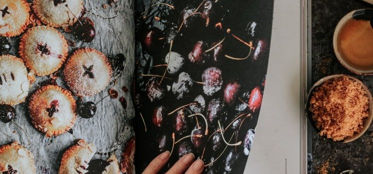 kookboek cadeau kerst